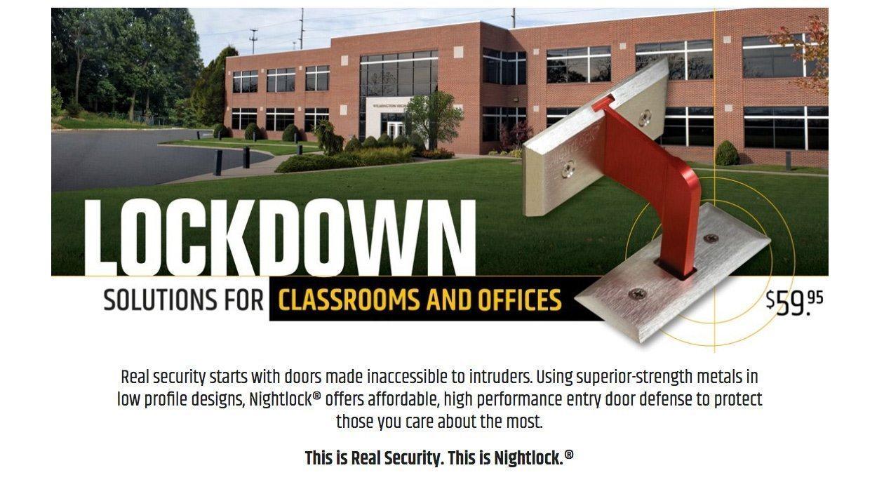 Door Barricades For Home School Office Lockdown Door Jam Flint